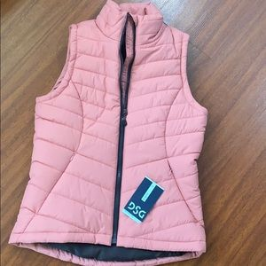 Pink DSG xsmall vest new with tags